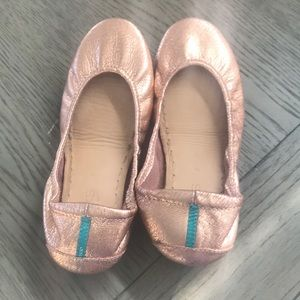Rose gold glam TIEKS